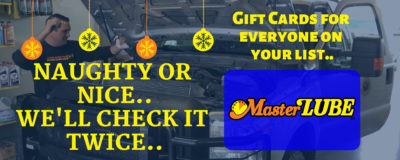 MasterLube Gift Card