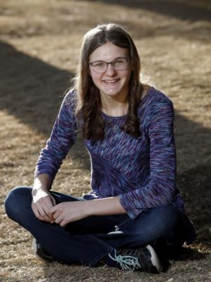 above and beyond featured student