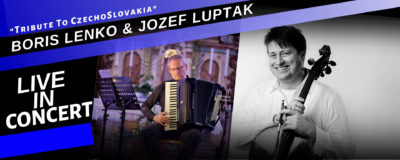 Jozef Luptak and Boris Lenko
