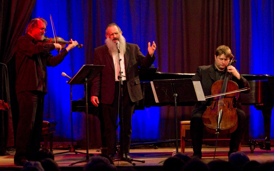 Chassidic Songs Music Group Performances in March 2016