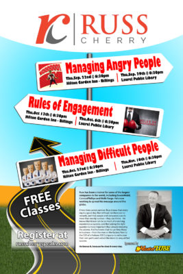Download a copy of Russ Cherry's Classes