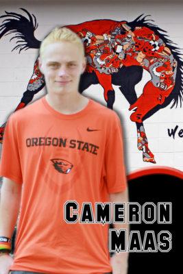 Cameron Maas