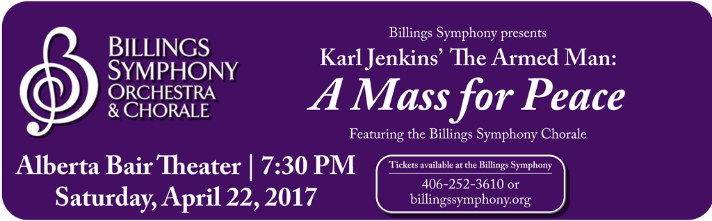 Billings Symphony The Armed Man