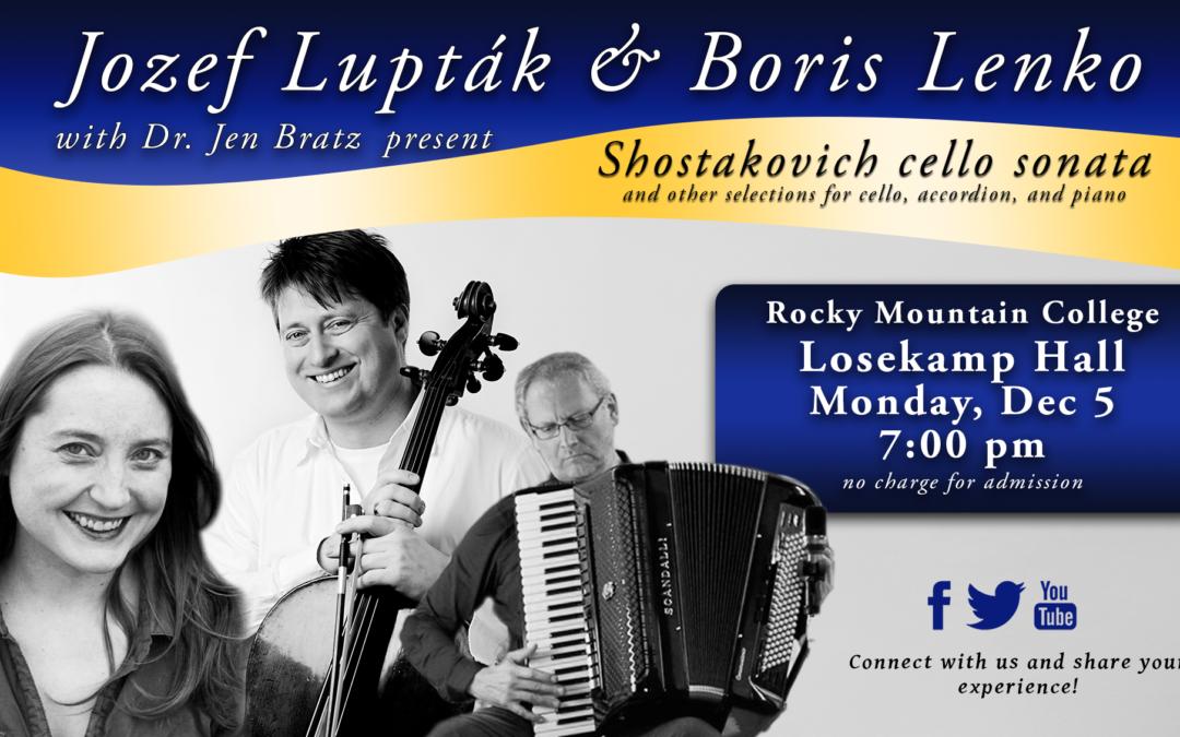 Slovak Virtuosos return to Billings for one-night-only encore performance