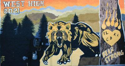 billings west mural 2021
